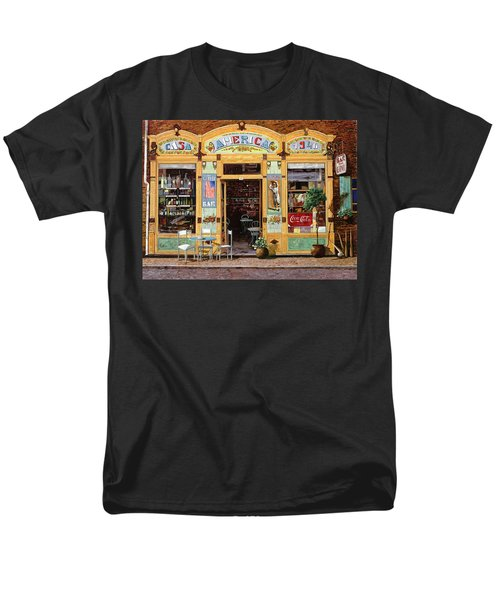 Casa America T-Shirt by Guido Borelli