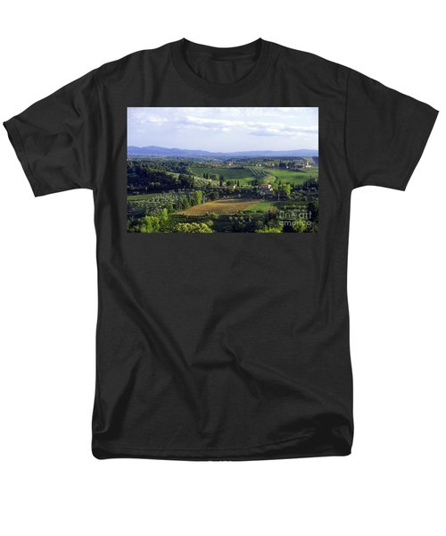 Chianti Region in Italy T-Shirt by Gregory Ochocki and Photo Researchers