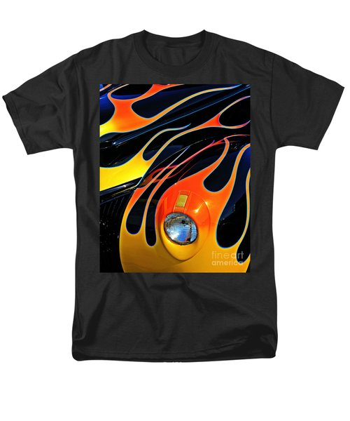 Classic Flames T-Shirt by Perry Webster