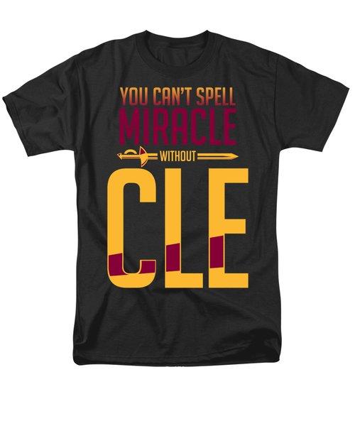 cle Men's T-Shirt  (Regular Fit) by Augen Baratbate