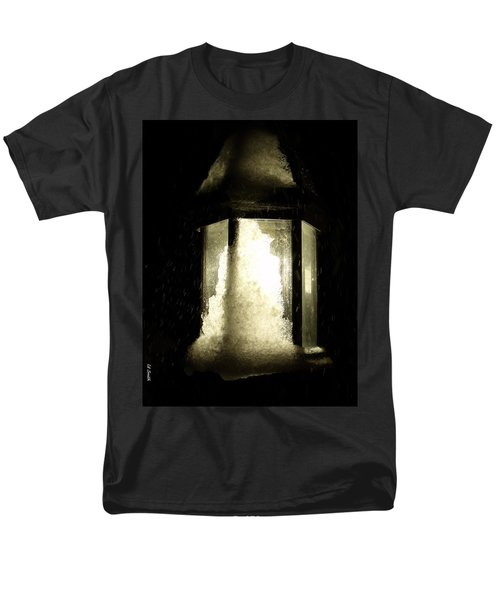 Cold Winter Night T-Shirt by Ed Smith