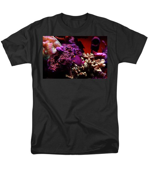 Colors of Underwater Life T-Shirt by Clayton Bruster