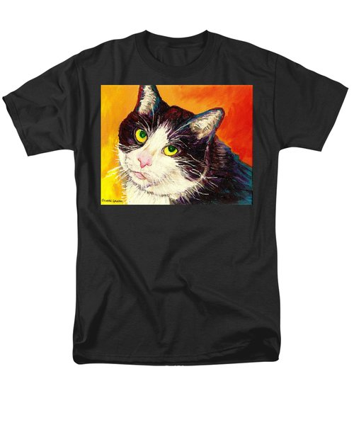 COMMISSION YOUR PETS PORTRAIT BY ARTIST CAROLE SPANDAU BFA ECOLE DES BEAUX ARTS  T-Shirt by CAROLE SPANDAU