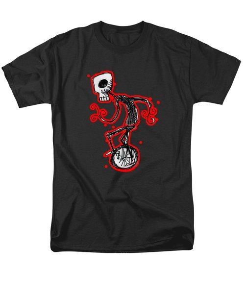 Cyclops On A Unicycle Men's T-Shirt  (Regular Fit) by Matt Mawson