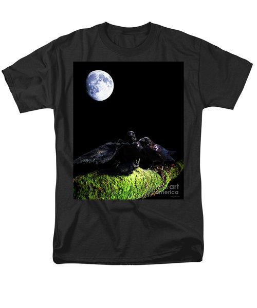 Death of a Young Raven T-Shirt by Wingsdomain Art and Photography