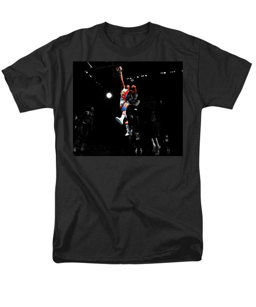 Doctor J Over The Top Men's T-Shirt  (Regular Fit) by Brian Reaves