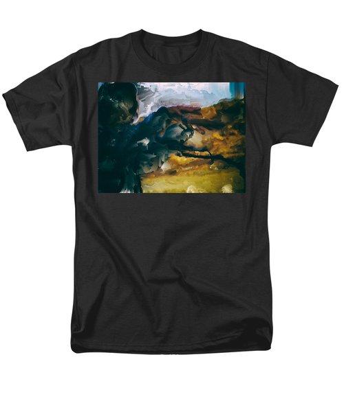 Donald Rumsfeld Gwot Vision Men's T-Shirt  (Regular Fit) by Brian Reaves
