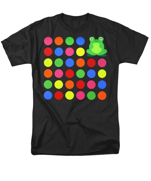Discofrog Remix Men's T-Shirt  (Regular Fit) by Oliver Johnston