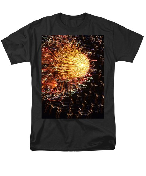 Fire Flower T-Shirt by KAREN WILES