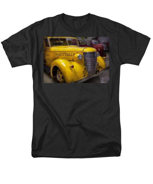 Fireman - Mattydale  T-Shirt by Mike Savad