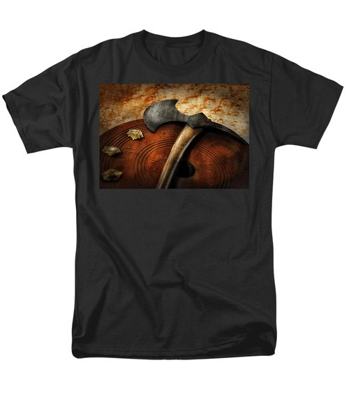 Fireman - The fire axe  T-Shirt by Mike Savad