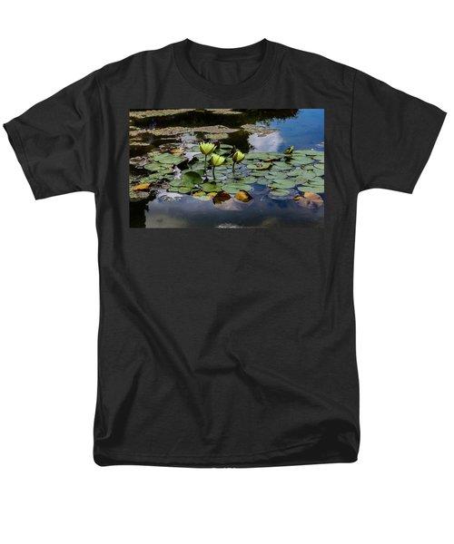 Floating Men's T-Shirt  (Regular Fit) by Linda Foakes
