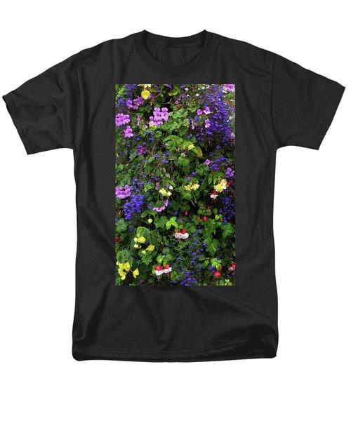 Flower Power T-Shirt by Kurt Van Wagner