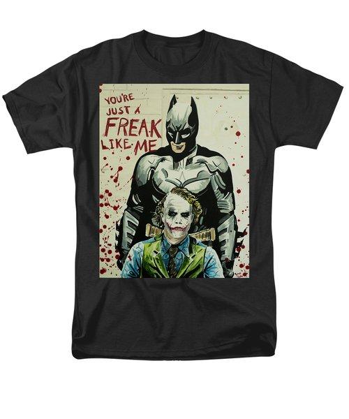 Freak Like Me Men's T-Shirt  (Regular Fit) by James Holko