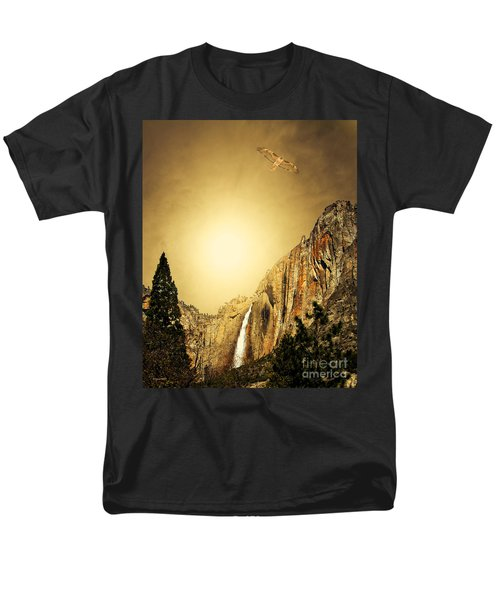 Free To Soar The Boundless Sky . Portrait Cut T-Shirt by Wingsdomain Art and Photography