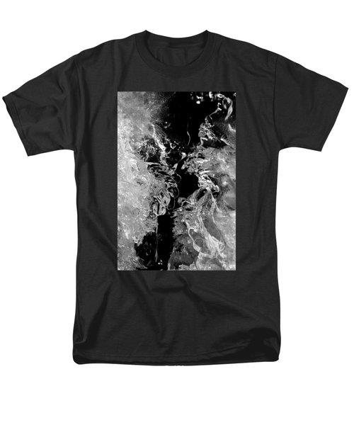 Frozen Illusion Men's T-Shirt  (Regular Fit) by Konstantin Sevostyanov