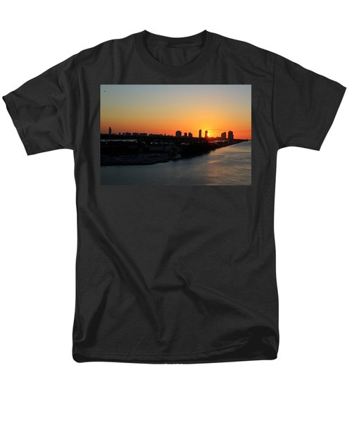 Good Morning Miami T-Shirt by Shelley Neff
