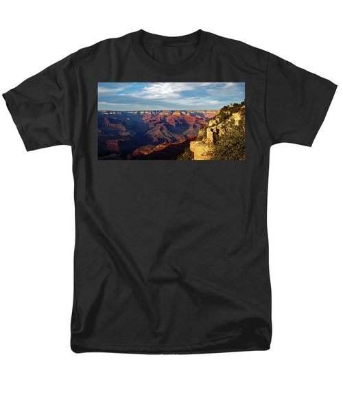 Grand Canyon No. 2 Men's T-Shirt  (Regular Fit) by Sandy Taylor