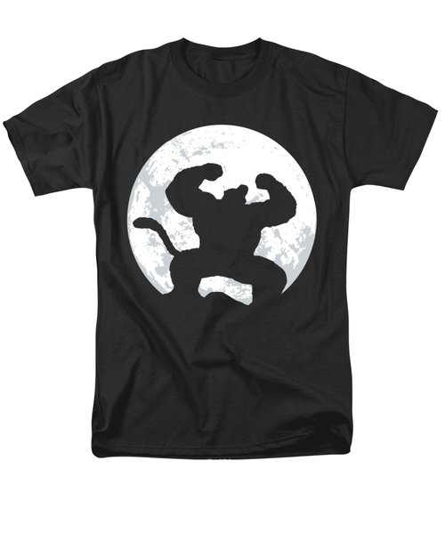 Great Ape Men's T-Shirt  (Regular Fit) by Danilo Caro