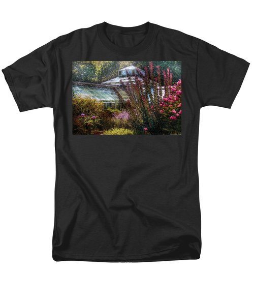 Greenhouse - The Greenhouse T-Shirt by Mike Savad