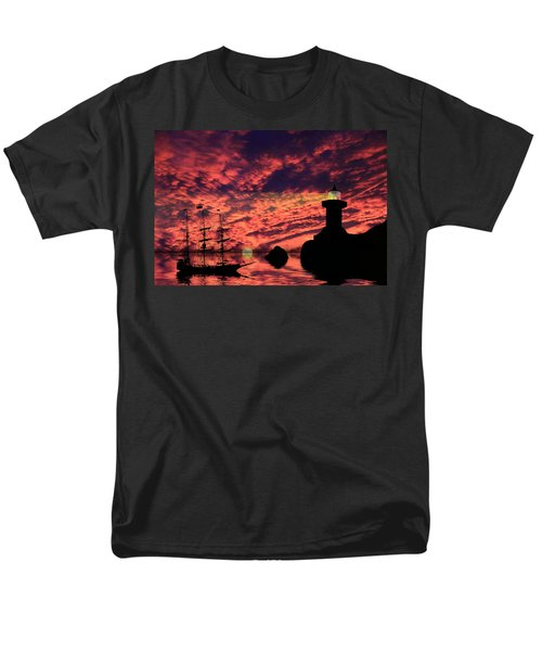 Guiding The Way T-Shirt by Shane Bechler