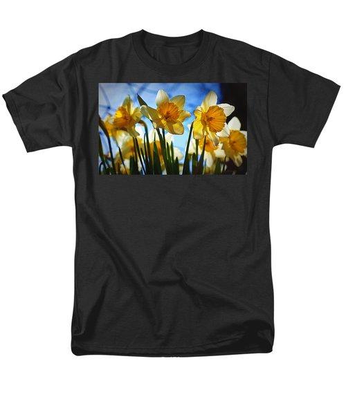 Hello Spring Men's T-Shirt  (Regular Fit) by Cricket Hackmann