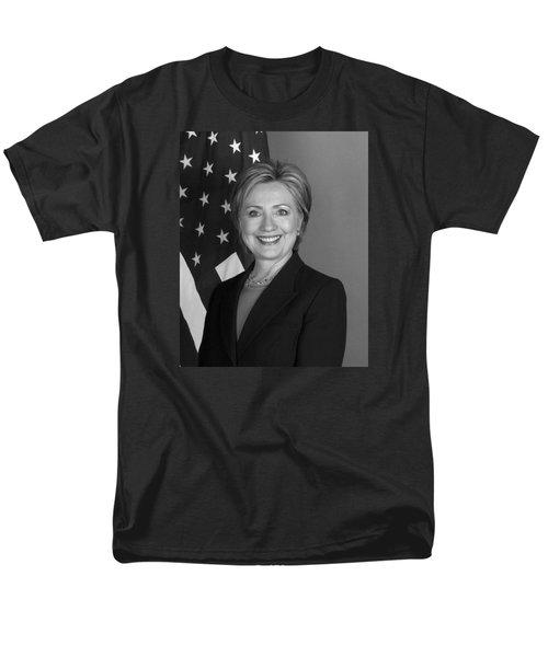 Hillary Clinton Men's T-Shirt  (Regular Fit) by War Is Hell Store