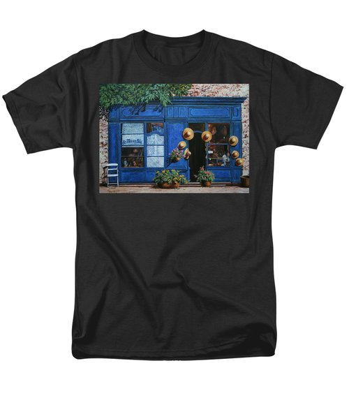 i cappelli gialli T-Shirt by Guido Borelli