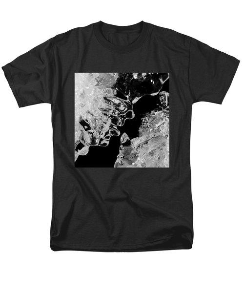 Ice Face Men's T-Shirt  (Regular Fit) by Konstantin Sevostyanov
