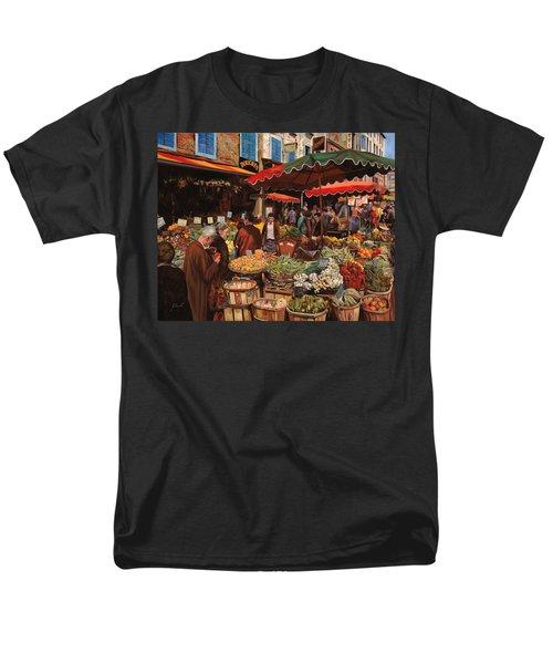 il mercato di quartiere T-Shirt by Guido Borelli