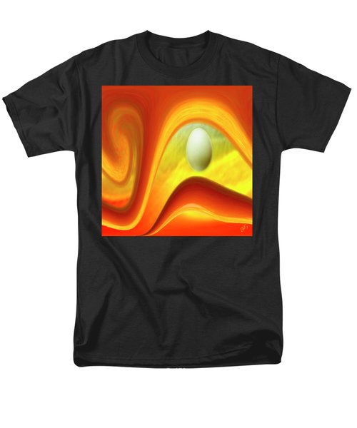 In The Beginning T-Shirt by Ben and Raisa Gertsberg