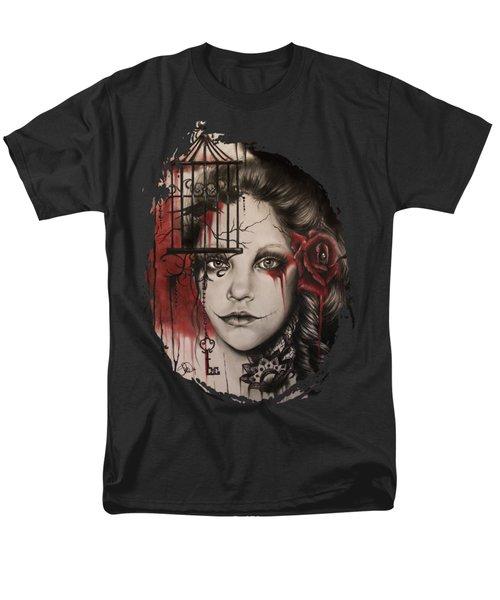 Inner Demons  Men's T-Shirt  (Regular Fit) by Sheena Pike