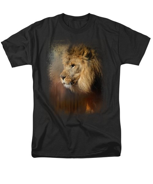 Into The Heat Men's T-Shirt  (Regular Fit) by Jai Johnson