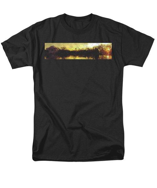 Jefferson Rise Men's T-Shirt  (Regular Fit) by Reuben Cole