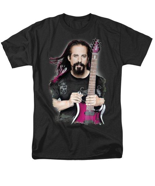 John Petrucci Men's T-Shirt  (Regular Fit) by Melanie D