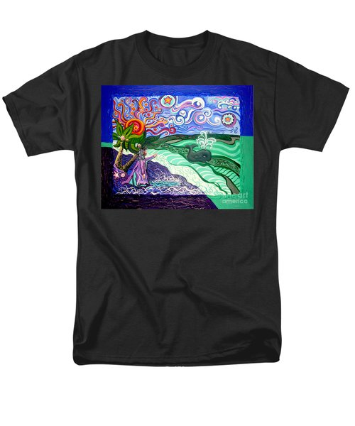 Jonah and The Whale T-Shirt by Genevieve Esson