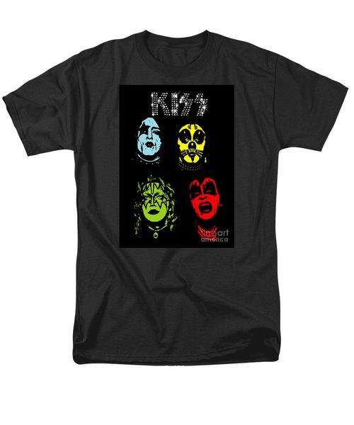 KISS No.02 T-Shirt by Caio Caldas