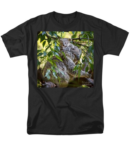 Koala Joey Men's T-Shirt  (Regular Fit) by Jamie Pham