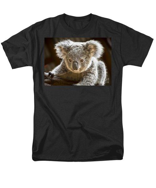 Koala Kid Men's T-Shirt  (Regular Fit) by Jamie Pham