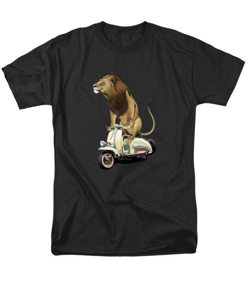 Lamb Colour Men's T-Shirt  (Regular Fit) by Rob Snow
