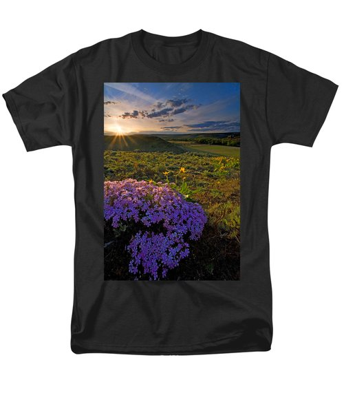 Last Light of Spring T-Shirt by Mike  Dawson
