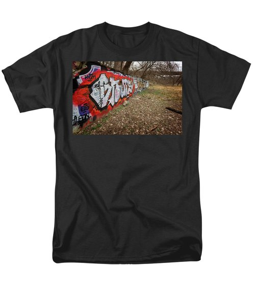 Layers Men's T-Shirt  (Regular Fit) by CJ Schmit
