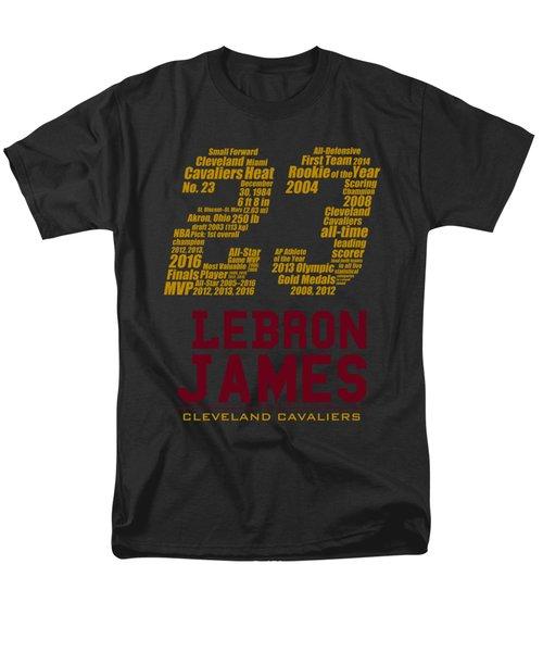 Lebron 23 Men's T-Shirt  (Regular Fit) by Augen Baratbate