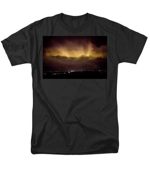 Lightning Cloud Burst Boulder County Colorado IM29 T-Shirt by James BO  Insogna