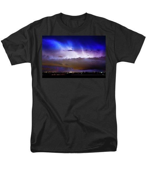 Lightning Thunder Head Cloud Burst Boulder County Colorado IM39 T-Shirt by James BO  Insogna