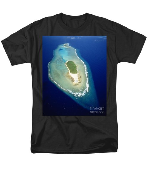Losiep Atoll T-Shirt by Mitch Warner - Printscapes