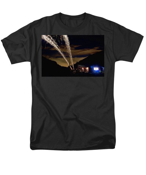 Magic Mountain T-Shirt by James BO  Insogna