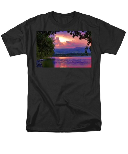 McIntosh Lake Sunset T-Shirt by James BO  Insogna
