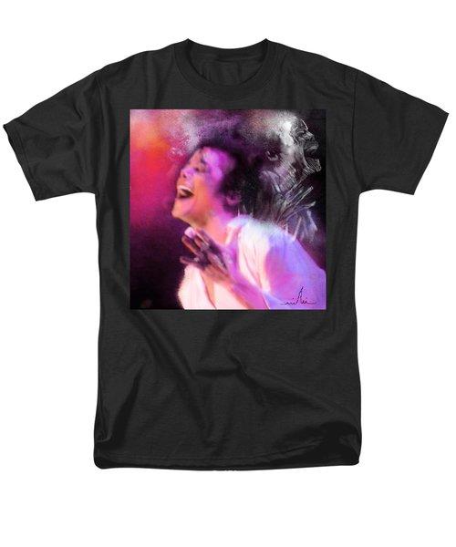 Michael Jackson 11 Men's T-Shirt  (Regular Fit) by Miki De Goodaboom