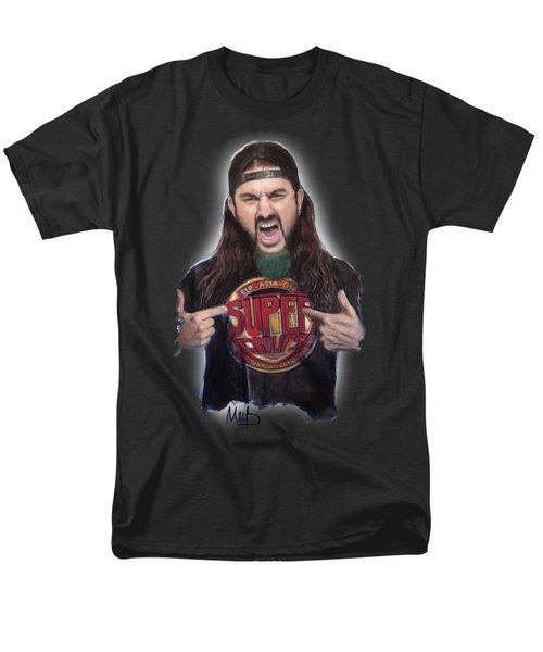 Mike Portnoy Men's T-Shirt  (Regular Fit) by Melanie D